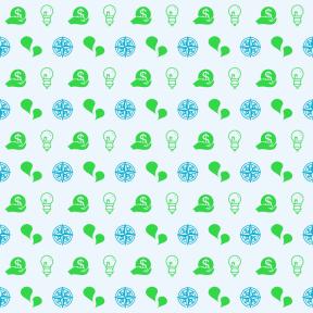 Pattern Design - #IconPattern #PatternBackground #south #cold #snow #speech #balloon