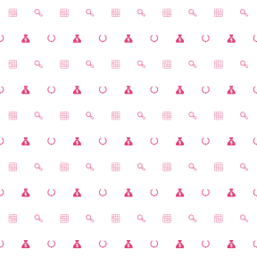Pattern Design - #IconPattern #PatternBackground #shape #utensils #magnifier #route #shapes #branch #pointer #and #awards