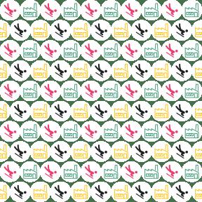 Pattern Design - #IconPattern #PatternBackground #winter #sports #man #games #shapes #sport #circles #symbols