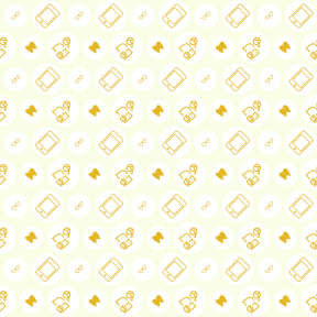 Pattern Design - #IconPattern #PatternBackground #makeup #touch #people #circles #glasses #dentist #shapes
