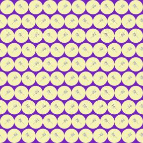 Pattern Design - #IconPattern #PatternBackground #a #write #top #view #circular #music #letter