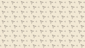HD Pattern Design - #IconPattern #HDPatternBackground #origami #round #airplane #rounded #shapes #airplanes
