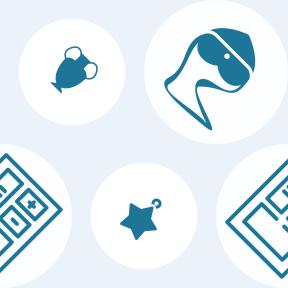 Pattern Design - #IconPattern #PatternBackground #jar #feminine #shapes #heartbeat #subtraction #math #adding #circle
