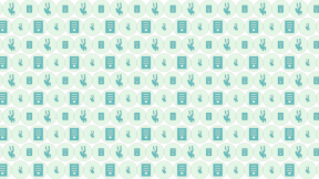 HD Pattern Design - #IconPattern #HDPatternBackground #shapes #dancer #top #drum #shape #circle