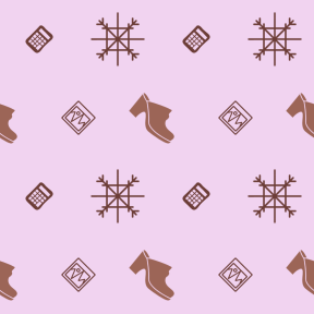 Pattern Design - #IconPattern #PatternBackground #snow #interface #photography #drawn #heels #picture #calculator #fashion #snowing