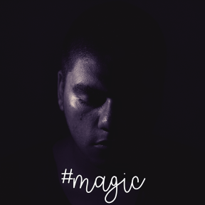Profile Phote - #Avatar #darkness #face #photograph #white #head #black #person #photography