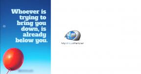 My Virtual partner Wednesday motivation