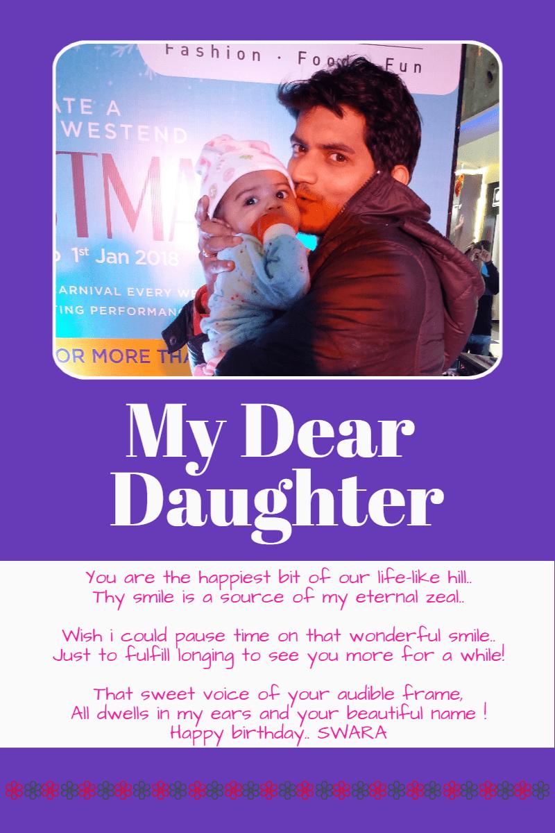Daughter,                Letter,                Internationalchildrenday,                Love,                Childrensday,                Anniversary,                White,                Black,                Blue,                 Free Image