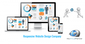 MVP is a responsive website design company In India