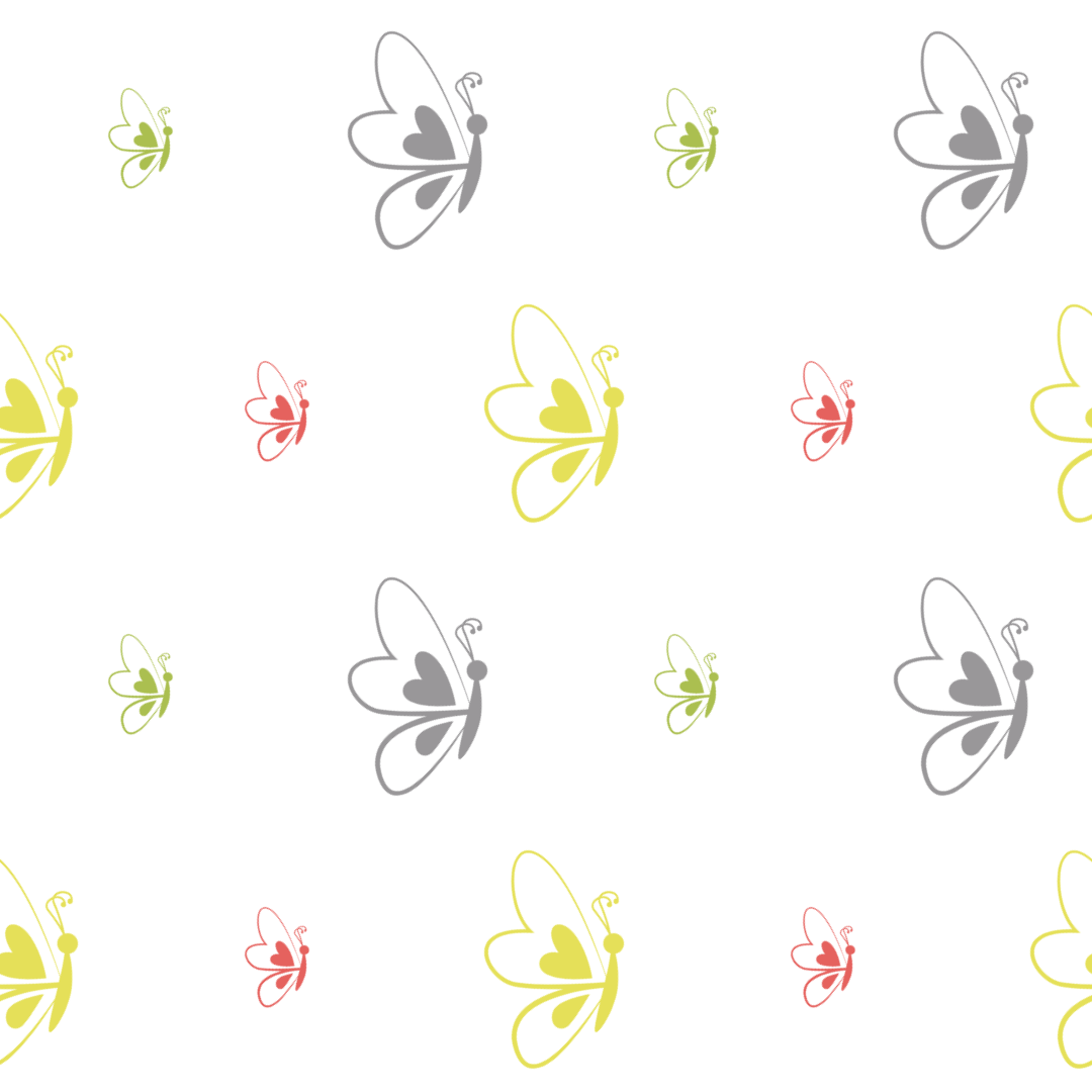 Pattern Design - #IconPattern #PatternBackground #view #animals #insects #insect #side #flying #butterflies