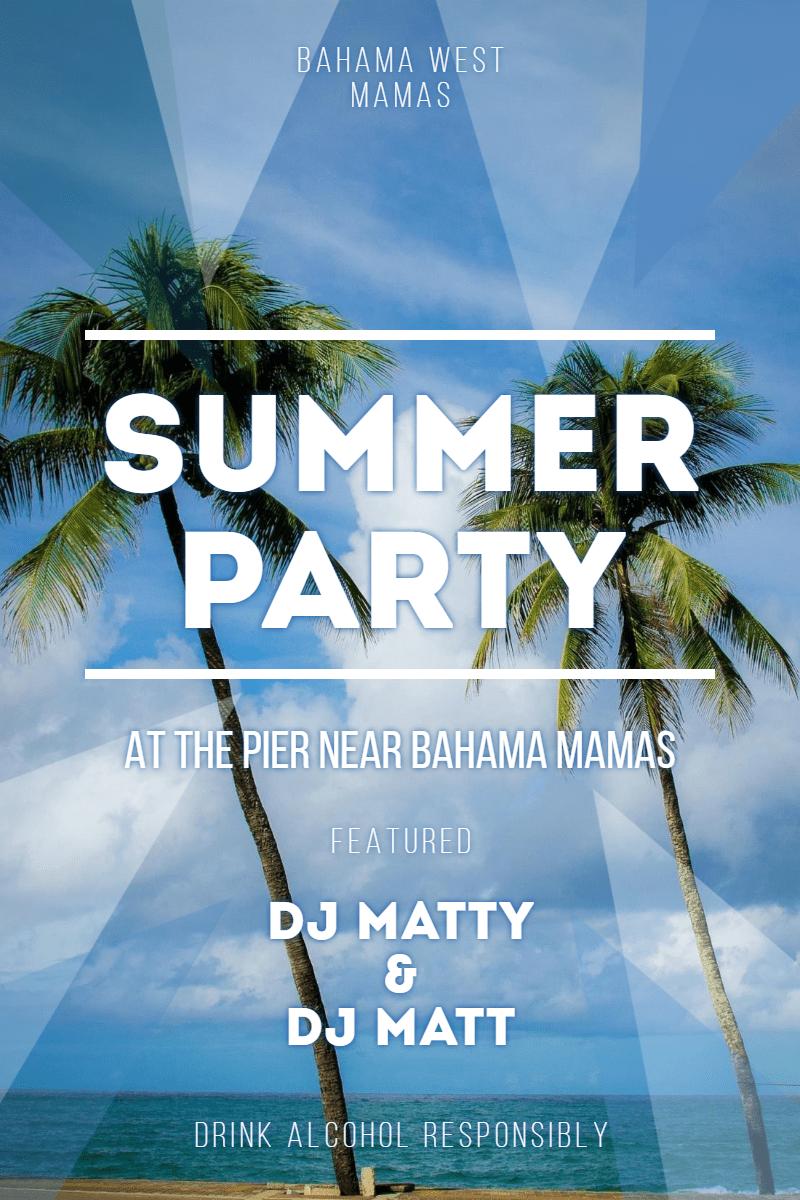 Invitation,                Poster,                Club,                Party,                Dj,                Vibes,                White,                Black,                Aqua,                 Free Image