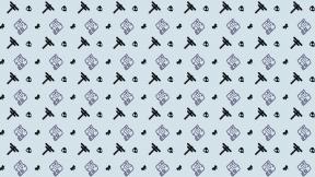 HD Pattern Design - #IconPattern #HDPatternBackground #signals #locator #and #tourism #protection #shield #orientation