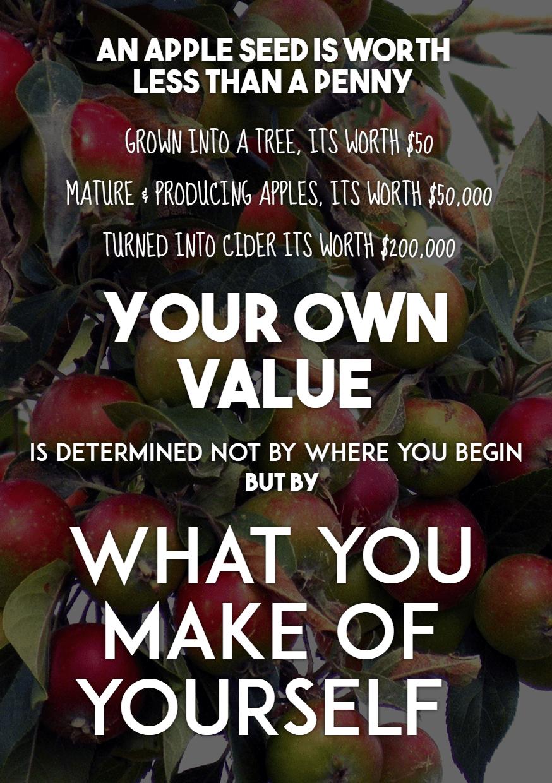 Value,                Worth,                Determination,                Quote,                Simple,                White,                Black,                 Free Image