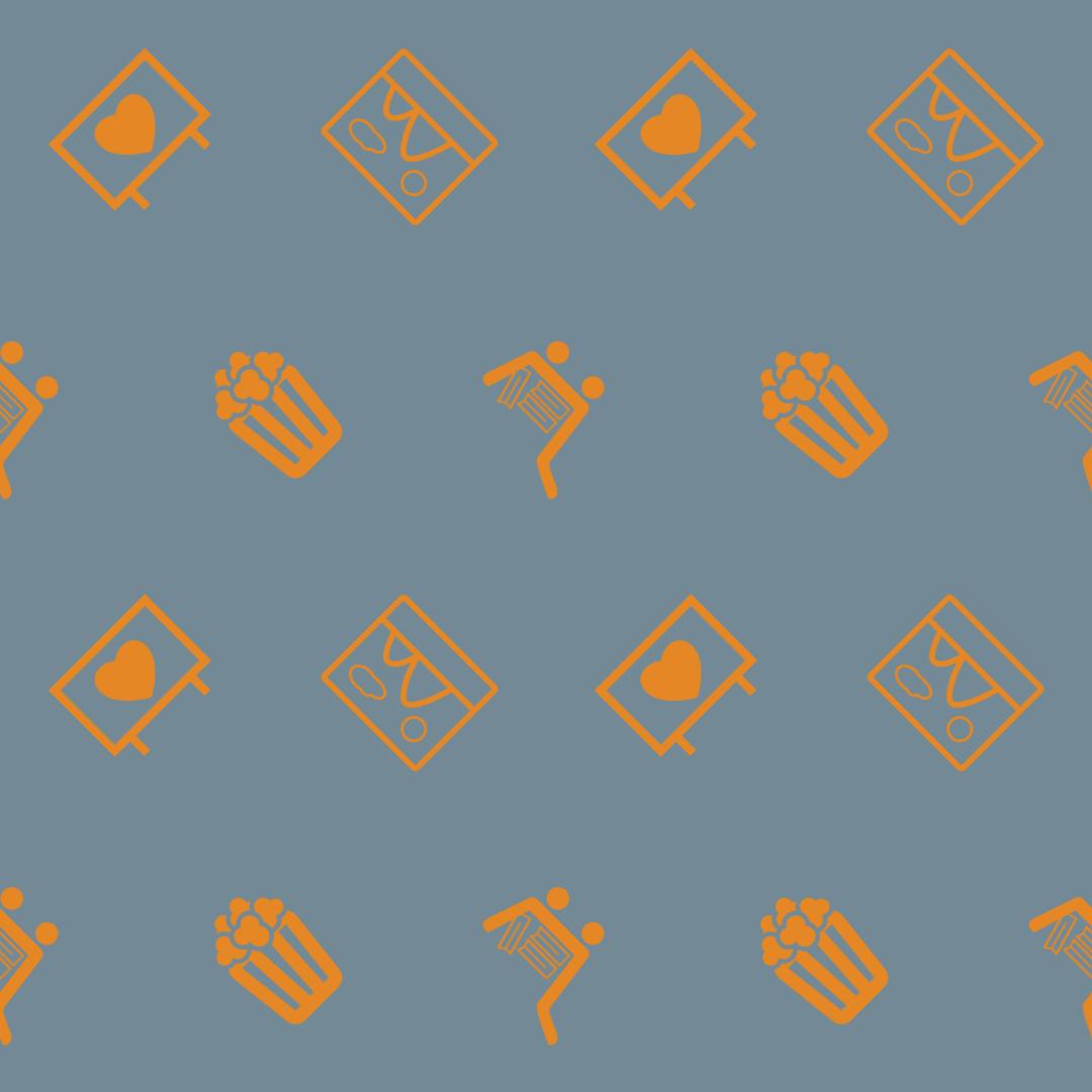 Pattern,                Yellow,                Orange,                Text,                Font,                Design,                Line,                Angle,                Graphics,                Symmetry,                Cart,                Utensils,                Love,                 Free Image