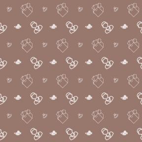Pattern Design - #IconPattern #PatternBackground #celebrate #heart #emotion #lover #file #in #people