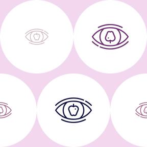 Pattern Design - #IconPattern #PatternBackground #interface #circular #circles #education #eye #vision