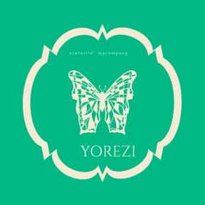 Logo Design - #Branding #Logo #butterfly #clouds #florets #ribbon #stars