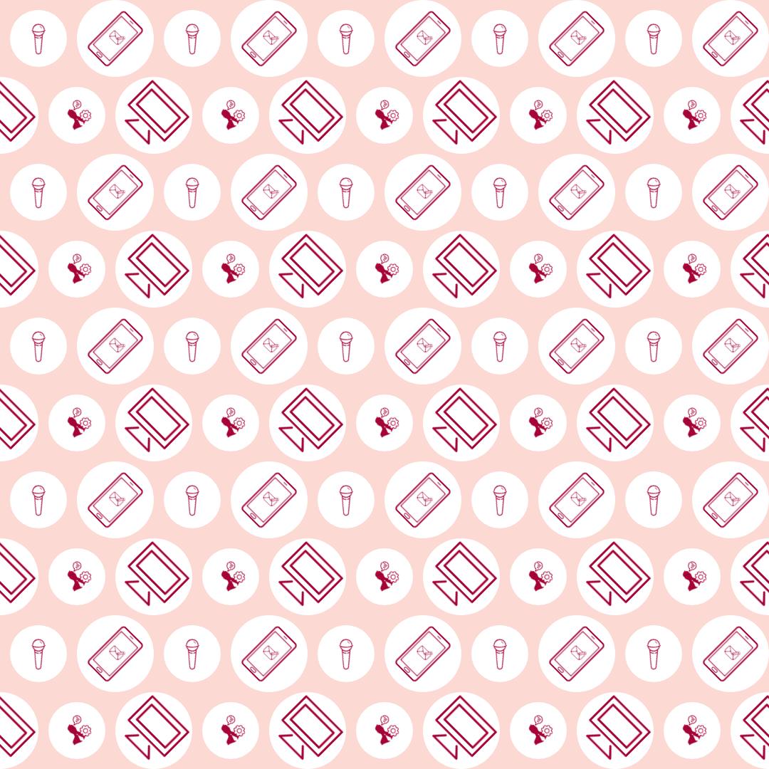 Pink,                Pattern,                Design,                Line,                Textile,                Font,                Material,                Product,                Send,                Circles,                Settings,                Black,                Rectangular,                 Free Image