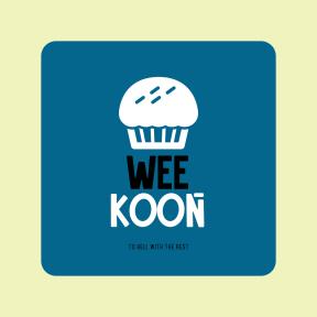 Logo Design - #Branding #Logo #foods #cupcakes #and #square #cupcake #food #filled #drink #shape #dessert