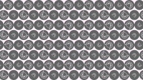 HD Pattern Design - #IconPattern #HDPatternBackground #round #bird #wildlife #shapes #circular #wild