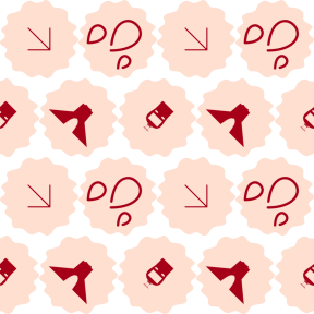 Pattern Design - #IconPattern #PatternBackground #fancy #grungy #arrows #iran #tehran