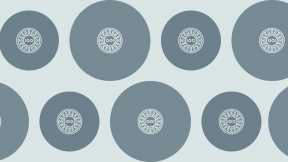 HD Pattern Design - #IconPattern #HDPatternBackground #view #top #circle #circles #business