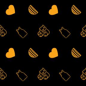 Pattern Design - #IconPattern #PatternBackground #berlin #passion #summertime #supermarket #short #reunification #food #love #sleeves
