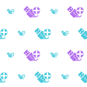 Pattern Design - #IconPattern #PatternBackground #plug #interface #usb #device #connector #cancel