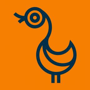 Icon Graphic - #SimpleIcon #IconElement #birds #animals #gooses #farm #bird #farming