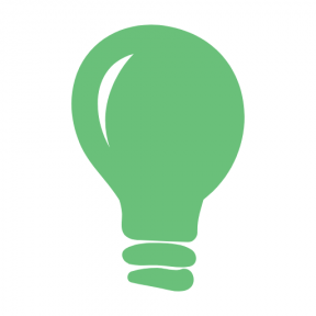 Icon Graphic - #SimpleIcon #IconElement #bulbs #invention #idea #technology #lights #electric #light #electricity