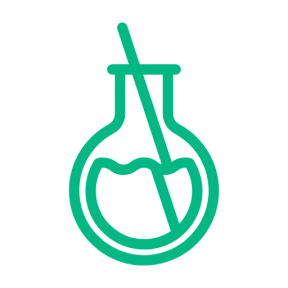 Icon Graphic - #SimpleIcon #IconElement #chemistry #science #experimentation #tool
