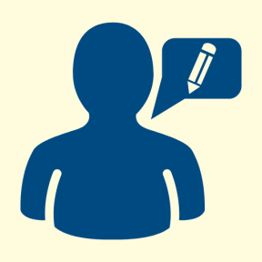 Icon Graphic - #SimpleIcon #IconElement #edit #speech #message #avatar #profile