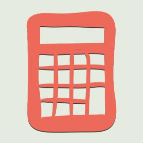 Icon Graphic - #SimpleIcon #IconElement #education #tools #calculators #calculator #tool