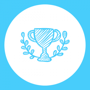 Icon Graphic - #SimpleIcon #IconElement #essentials #geometrical #ribbon #shapes #shape #geometric #sports #prize