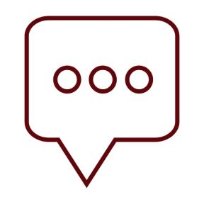 Icon Graphic - #SimpleIcon #IconElement #message #bubble #speech #conversation #interface