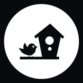 Icon Graphic - #SimpleIcon #IconElement #pack #circles #circle #bird #birds #shape #animal #shapes #house