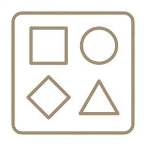 Icon Graphic - #SimpleIcon #IconElement #shapes #diamond #baby #circle #squares #toy #triangle