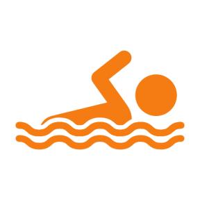 Icon Graphic - #SimpleIcon #IconElement #sportpictos #swimmer #sports #water #swim