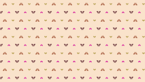 HD Pattern Design - #IconPattern #HDPatternBackground #extended #animals #black #view #top #animal #insect #insects #butterflies #butterfly
