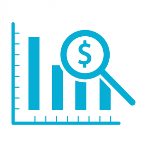 Icon Graphic - #SimpleIcon #IconElement #analysis #dollar #dollars #business #chart