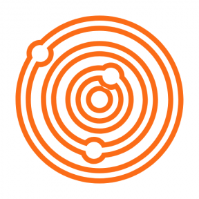 Icon Graphic - #SimpleIcon #IconElement #astronaut #sun #interface #astronomy #planets #Molecular