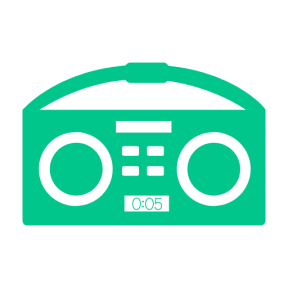 Icon Graphic - #SimpleIcon #IconElement #boom #music #box #audio #multimedia #radio