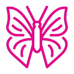 Icon Graphic - #SimpleIcon #IconElement #butterfly #animals #glider #moths #insect