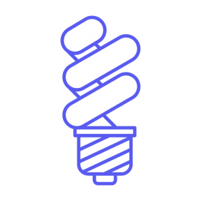Icon Graphic - #SimpleIcon #IconElement #idea #technology #lighting #lights #invention
