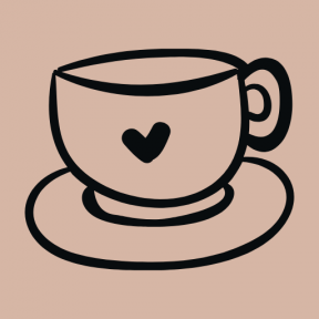 Icon Graphic - #SimpleIcon #IconElement #love #romantic #signs #tea #valentines #romance