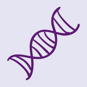 Icon Graphic - #SimpleIcon #IconElement #shape #educational #dna #science #chain #hand #education #drawn