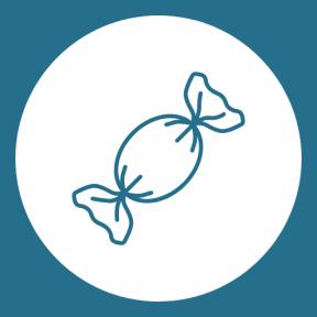 Icon Graphic - #SimpleIcon #IconElement #shapes #dessert #button #adding #add