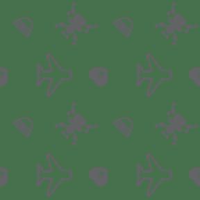 Pattern Design - #IconPattern #PatternBackground #hippopotamus #airport #aeroplane #labor #animal #worker #spiders #mine #polygonal #small