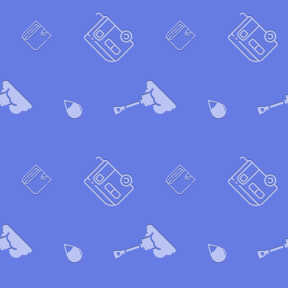 Pattern Design - #IconPattern #PatternBackground #wallets #accessories #automobile #shovels #droplet #purses #transport