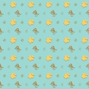Pattern Design - #IconPattern #PatternBackground #conversation #education #landscape #water #student #cloth